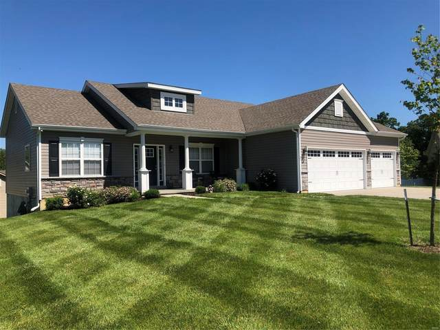 37 Millstone Lake Drive, Winfield, MO 63389 (#20039772) :: The Becky O'Neill Power Home Selling Team