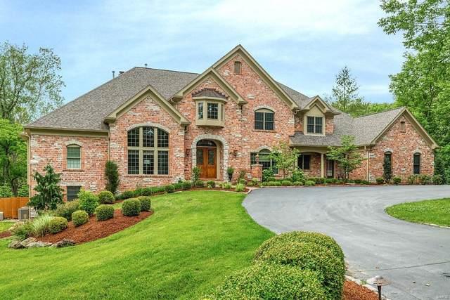 28 Overbrook Drive, Ladue, MO 63124 (#20039836) :: Walker Real Estate Team