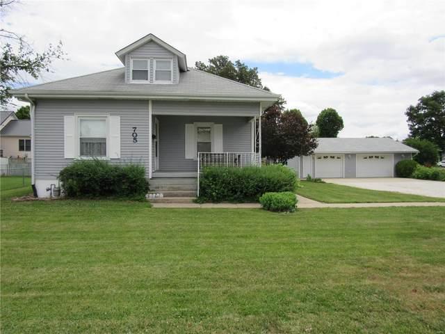 705 S Washington, Jerseyville, IL 62052 (#20039840) :: Parson Realty Group