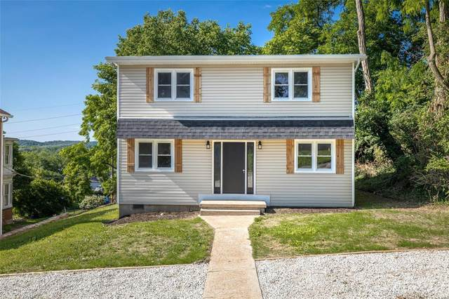 115 W Osage, Pacific, MO 63069 (#20039851) :: RE/MAX Vision