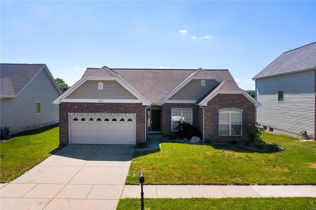 2728 Cheyenne Wells Drive, Belleville, IL 62221 (#20039858) :: The Becky O'Neill Power Home Selling Team