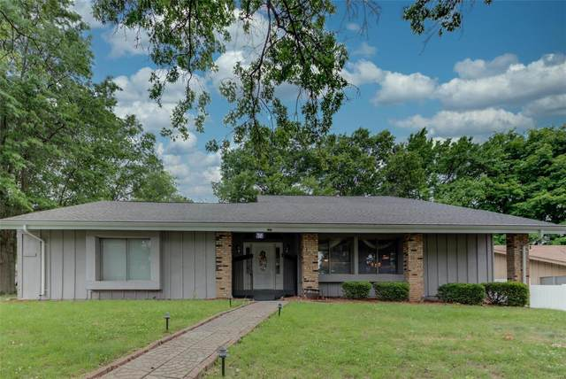6397 Lake Paddock Drive, Florissant, MO 63033 (#20039874) :: The Becky O'Neill Power Home Selling Team