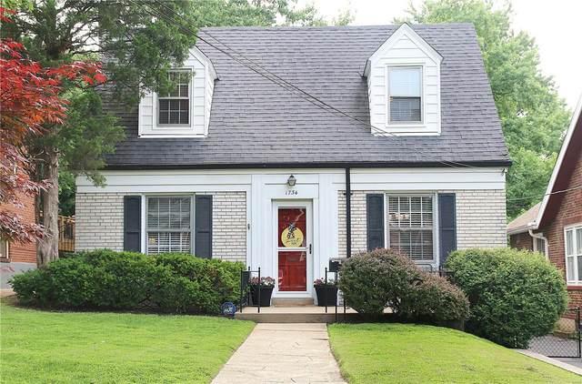 1734 Boneta Avenue, Richmond Heights, MO 63117 (#20039899) :: Clarity Street Realty