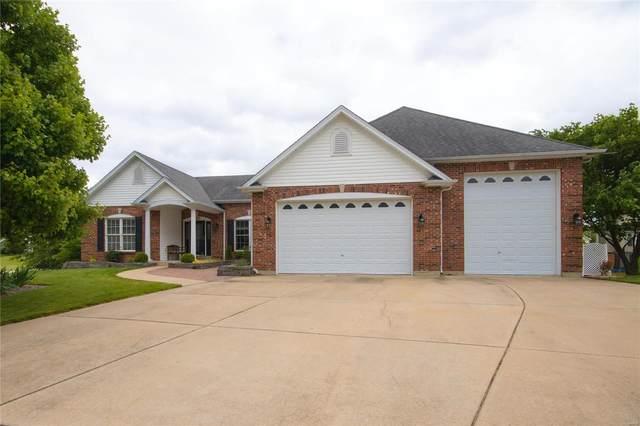 18 Montauk Ct, O'Fallon, MO 63366 (#20039962) :: The Becky O'Neill Power Home Selling Team