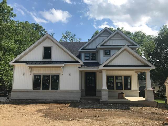 318 Simmons Avenue, Webster Groves, MO 63119 (#20039973) :: The Becky O'Neill Power Home Selling Team