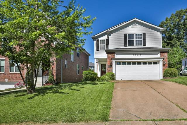 2007 Saint Clair Avenue, Brentwood, MO 63144 (#20040221) :: Parson Realty Group