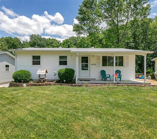 4232 Bordeaux, Mehlville, MO 63129 (#20040246) :: The Becky O'Neill Power Home Selling Team