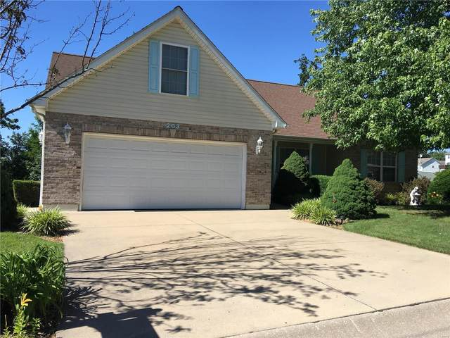 203 Macarthur Street, New Haven, MO 63068 (#20040255) :: The Becky O'Neill Power Home Selling Team
