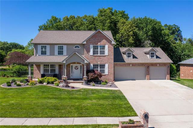 8517 Armsleigh Place, O'Fallon, IL 62269 (#20040317) :: The Becky O'Neill Power Home Selling Team