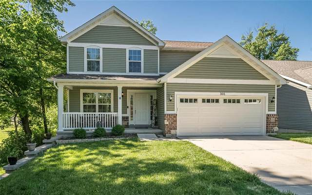 301 Leonard Avenue, Valley Park, MO 63088 (#20040350) :: The Becky O'Neill Power Home Selling Team