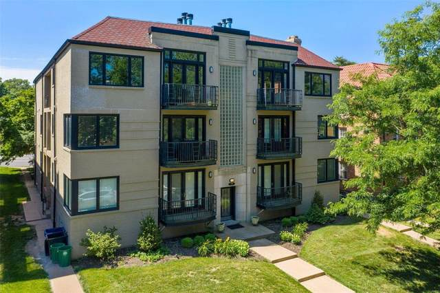 7524 Cromwell Drive 2E, St Louis, MO 63105 (#20040353) :: Kelly Hager Group | TdD Premier Real Estate