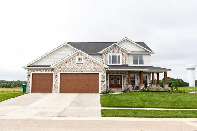 539 Flagstone Pass Drive, O'Fallon, IL 62269 (#20040355) :: Matt Smith Real Estate Group