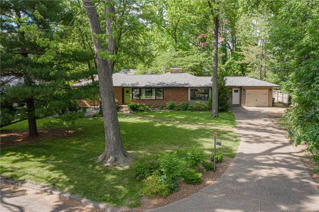 525 N Crescent Drive, St Louis, MO 63122 (#20040364) :: The Becky O'Neill Power Home Selling Team