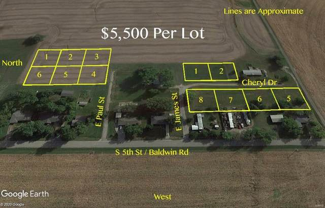 0 Cheryl Drive, BALDWIN, IL 62217 (#20040511) :: The Becky O'Neill Power Home Selling Team