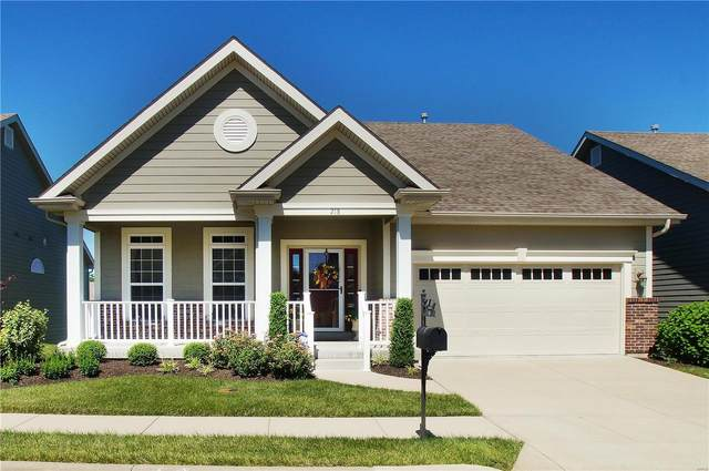 218 Meadows Of Wildwood Boulevard, Grover, MO 63040 (#20040525) :: The Becky O'Neill Power Home Selling Team