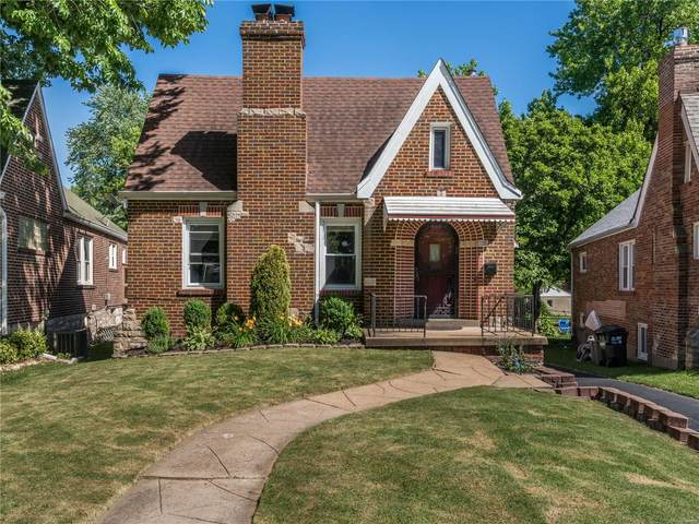 1542 Collins Avenue, St Louis, MO 63117 (#20040564) :: The Becky O'Neill Power Home Selling Team