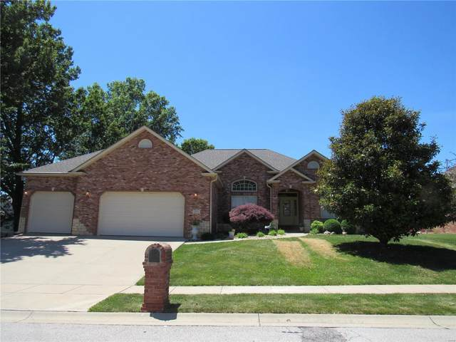 8512 Treybrooke Place, O'Fallon, IL 62269 (#20040665) :: The Becky O'Neill Power Home Selling Team