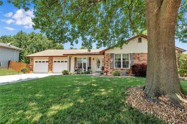 2012 Creekpoint Drive, Saint Peters, MO 63376 (#20040754) :: RE/MAX Vision