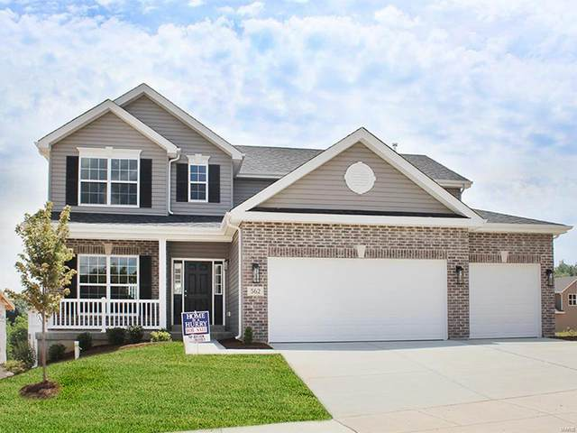 636 Creek Bend Drive, Wentzville, MO 63367 (#20040850) :: Kelly Hager Group | TdD Premier Real Estate