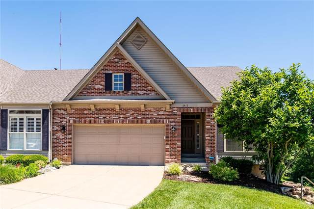 5417 Ivy Summit Court, St Louis, MO 63128 (#20040898) :: The Becky O'Neill Power Home Selling Team