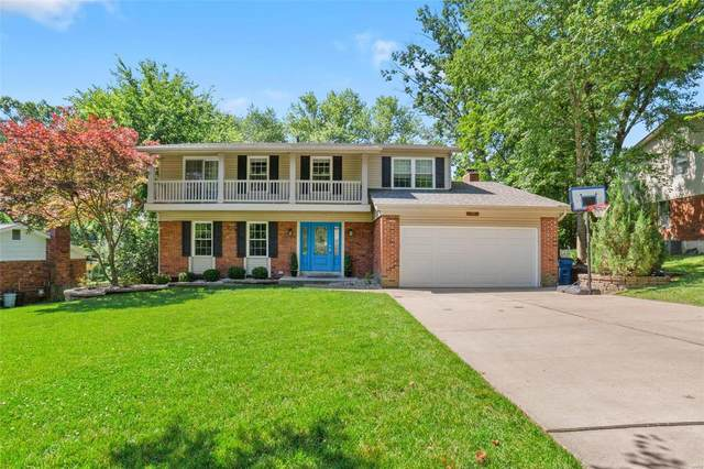 90 Breezeview, Ballwin, MO 63021 (#20040904) :: St. Louis Finest Homes Realty Group