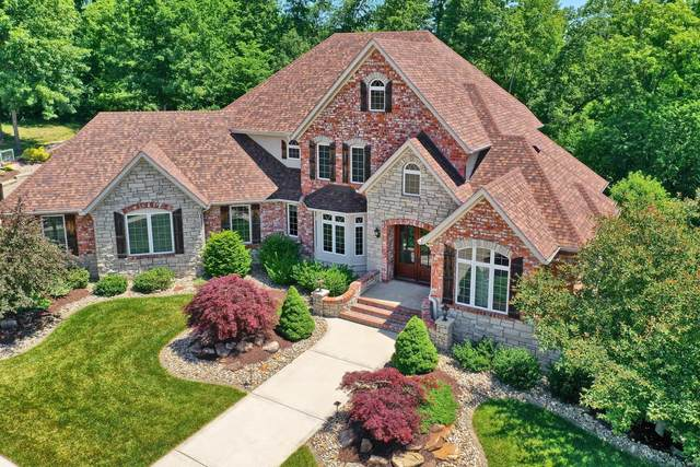 4008 Forest View Drive, Edwardsville, IL 62025 (#20040909) :: Parson Realty Group