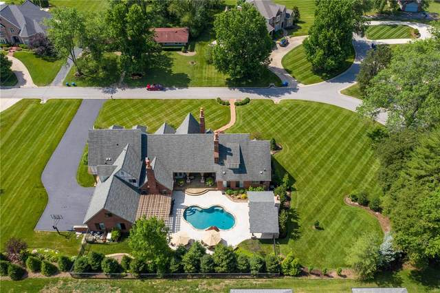 31 Auburndale Drive, Creve Coeur, MO 63141 (#20040965) :: The Becky O'Neill Power Home Selling Team