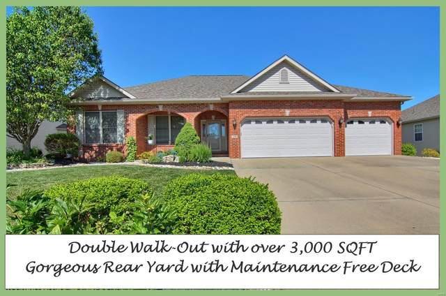 2781 Woodfield Drive, Maryville, IL 62062 (#20041039) :: Hartmann Realtors Inc.