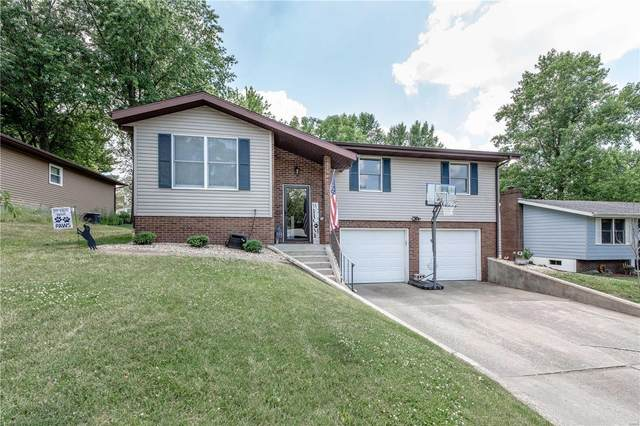 145 Lake Vista Drive, CARLYLE, IL 62231 (#20041042) :: Clarity Street Realty