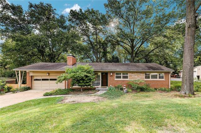 8407 Louwen Drive, Clayton, MO 63124 (#20041085) :: Tarrant & Harman Real Estate and Auction Co.