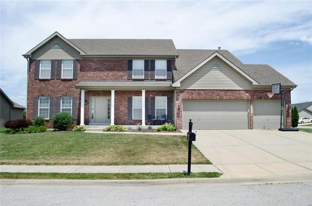 4113 Woodland Park Drive, Swansea, IL 62226 (#20041225) :: Clarity Street Realty