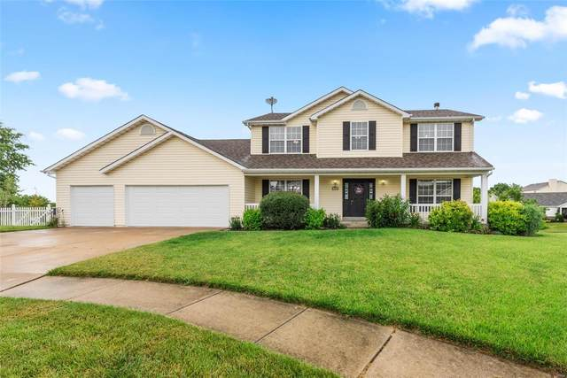 101 Niagra Court, Wentzville, MO 63385 (#20041253) :: Matt Smith Real Estate Group