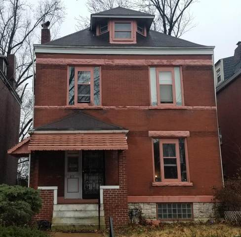 4550 Newberry Terr, St Louis, MO 63113 (#20041268) :: RE/MAX Vision