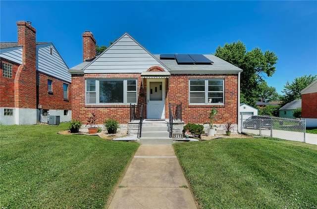 9318 Aster Avenue, St Louis, MO 63123 (#20041284) :: Walker Real Estate Team