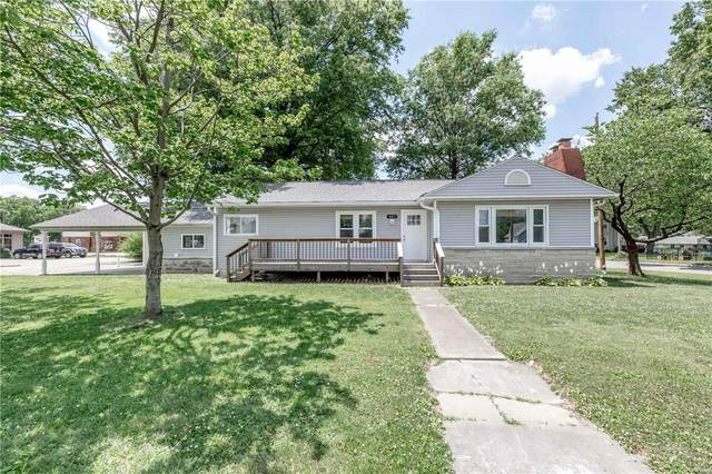 487 N Cherry Street, BREESE, IL 62230 (#20041400) :: The Becky O'Neill Power Home Selling Team