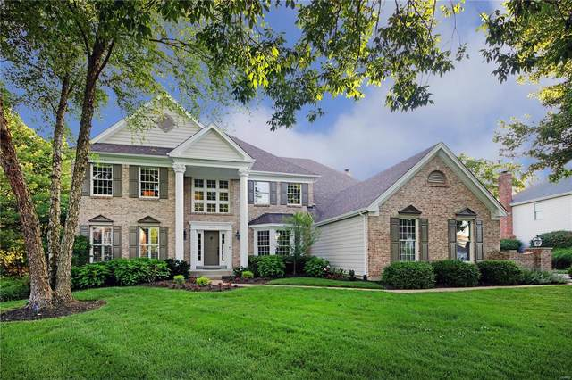 14839 Straub Hill Lane, Chesterfield, MO 63017 (#20041461) :: The Becky O'Neill Power Home Selling Team