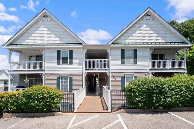 1112 Arbor Creek Drive 1A, St Louis, MO 63122 (#20041479) :: Walker Real Estate Team