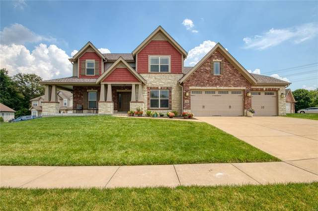 102 Winterset Court, Dardenne Prairie, MO 63366 (#20041489) :: The Becky O'Neill Power Home Selling Team