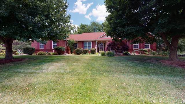 4404 Sequoia Place, Shiloh, IL 62226 (#20041506) :: Kelly Hager Group | TdD Premier Real Estate