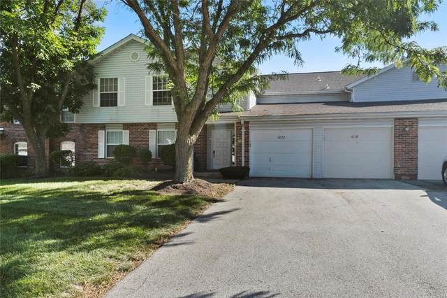 1020 Windstream #19, Saint Peters, MO 63376 (#20041508) :: RE/MAX Vision
