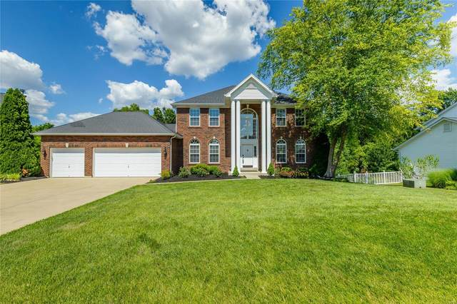 76 Wolf Meadow Court, Saint Peters, MO 63304 (#20041574) :: Kelly Hager Group | TdD Premier Real Estate