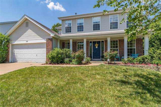 929 Winter Park Drive, Fenton, MO 63026 (#20041613) :: Peter Lu Team