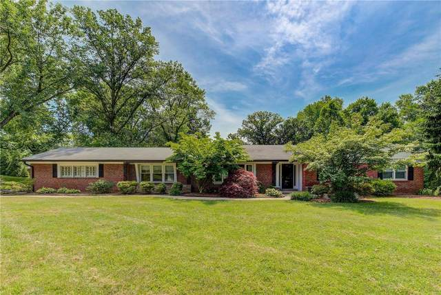 12 Lynnbrook Road, St Louis, MO 63131 (#20041716) :: Parson Realty Group