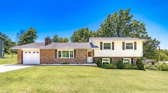 1308 Hillview, Rolla, MO 65401 (#20041726) :: Matt Smith Real Estate Group