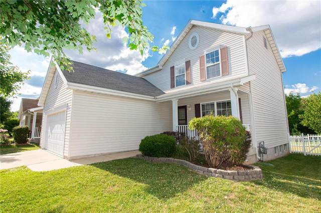 2686 Brookmeadow Drive, Belleville, IL 62221 (#20041732) :: Kelly Hager Group | TdD Premier Real Estate