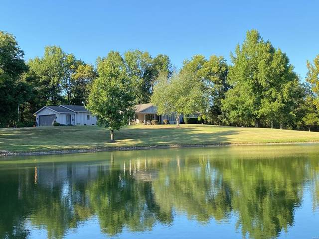 735 Lakeshore Drive, MURPHYSBORO, IL 62901 (#20041754) :: The Becky O'Neill Power Home Selling Team