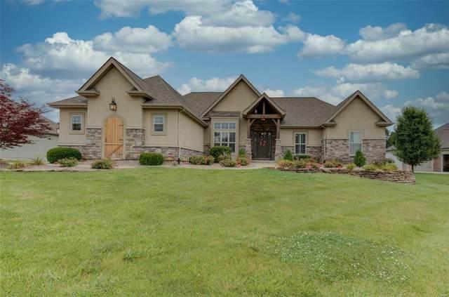 115 Stone Ridge Meadows Drive, O'Fallon, MO 63366 (#20041768) :: RE/MAX Vision