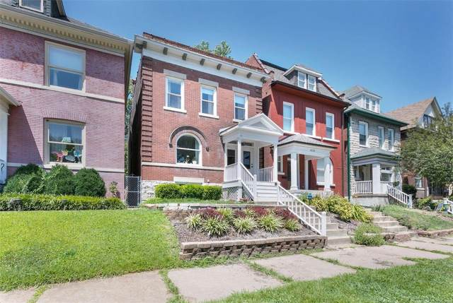 4137 Shenandoah Avenue, St Louis, MO 63110 (#20041880) :: The Becky O'Neill Power Home Selling Team