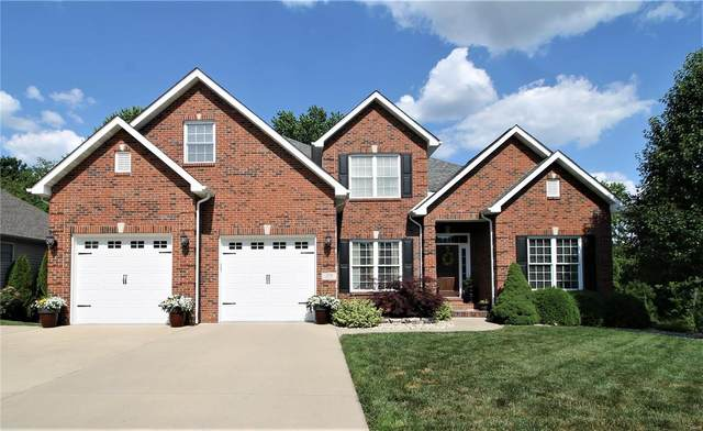 336 Shea Ct., Edwardsville, IL 62025 (#20041884) :: The Becky O'Neill Power Home Selling Team