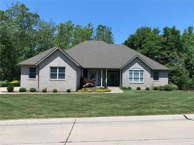 1713 Golf Course Drive, Belleville, IL 62220 (#20041911) :: Fusion Realty, LLC